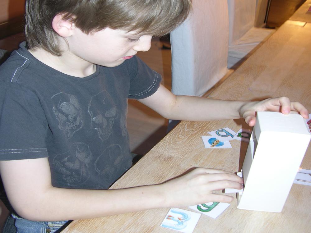 Tryllekort til tryllemaskine