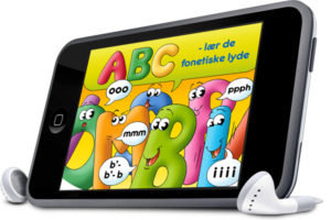 lær de fonetiske lyde